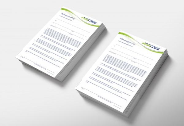 Patientenvereinbarungen / Behandlungsvertrag