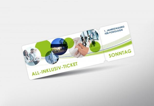 All-Inklusiv-Ticket Sonntag