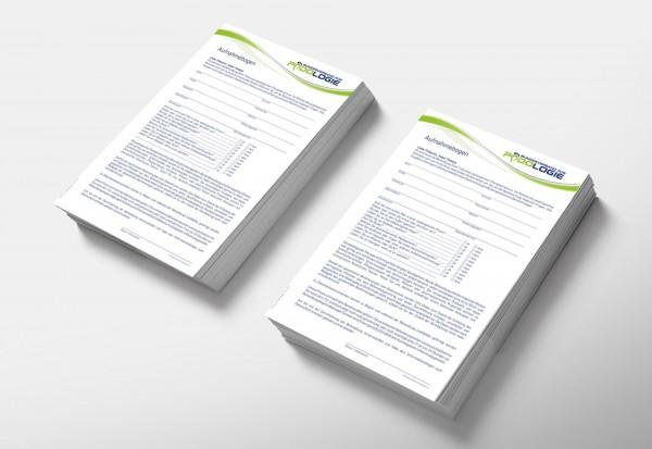 Patientenbefragungen / Aufnahmebogen